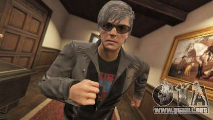 Quicksilver X-Men Apocalypse para GTA 5