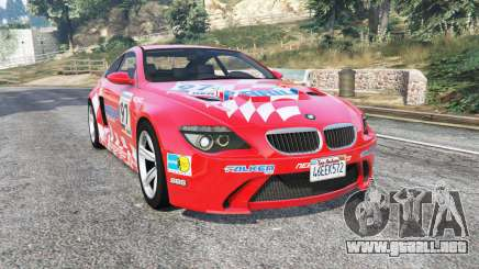 BMW M6 (E63) WideBody Carrillo v0.3 [replace] para GTA 5
