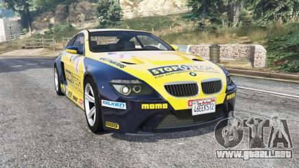 BMW M6 (E63) WideBody StopTech v0.3 [replace] para GTA 5