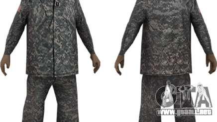 America Army para GTA San Andreas