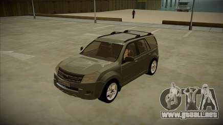 Great Wall Hover H2 Karelian Edition para GTA San Andreas