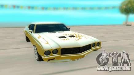 1970 Buick GSX V10 para GTA San Andreas