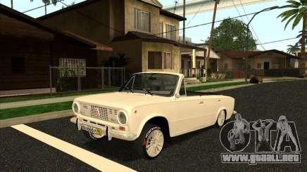 VAZ 2101 Convertible para GTA San Andreas