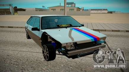 2109 blanco para GTA San Andreas