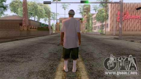 Beta Fam Skin 1 para GTA San Andreas