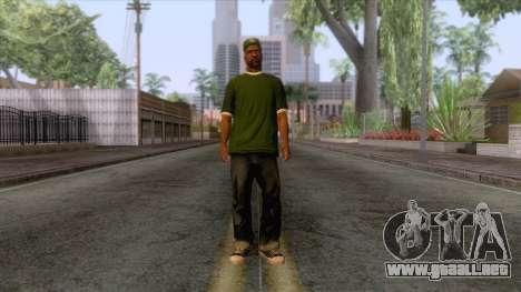 Legacy HD Sweet Skin v2 para GTA San Andreas