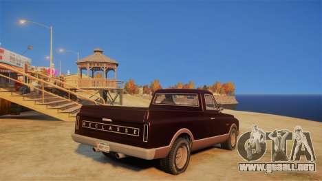 Declasse Yosemite para GTA 4
