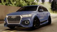 Audi SQ7 para GTA San Andreas