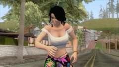 Dead Or Alive - Momiji Skin para GTA San Andreas