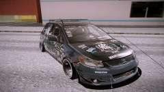 Suzuki SX 4 Sportback para GTA San Andreas