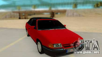 Opel Astra F Cabrio para GTA San Andreas