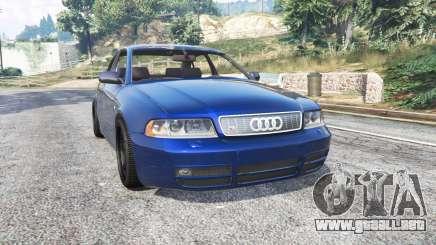 Audi S4 (B5) 2000 v0.8 [replace] para GTA 5