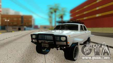 GAZ 24 4x4 Off-road para GTA San Andreas
