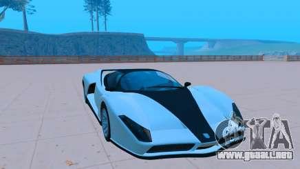 Grotti Cheetah Next Gen para GTA San Andreas