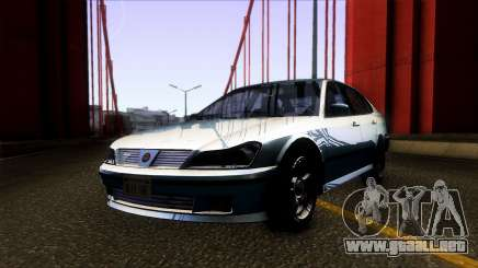 Emperor Lokus LS 350 para GTA San Andreas