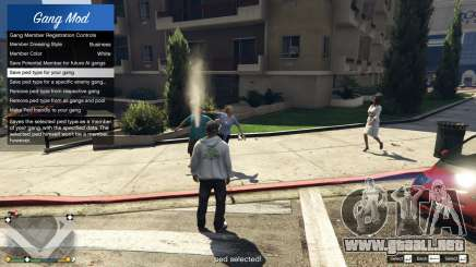 Gang and Turf Mod 1.3.9 para GTA 5