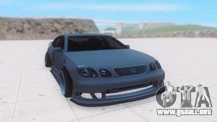 Toyota Aristo para GTA San Andreas