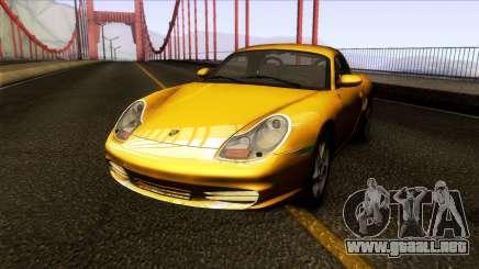 Porsche Boxster S (986) US-Spec para GTA San Andreas