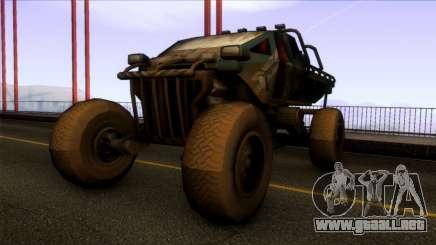 Civilian Pickup From Red Faction Guerrila para GTA San Andreas