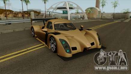 Radical RXC Turbo para GTA San Andreas