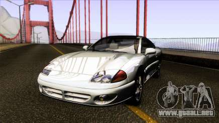 Dodge Stealth Twin Turbo 1994 para GTA San Andreas