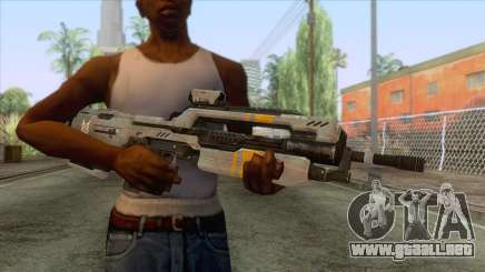 BR85HB SR Battle Rifle para GTA San Andreas