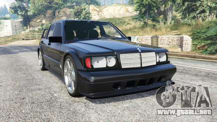 Mercedes-Benz 190 E Evolution II v1.2 [replace] para GTA 5