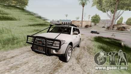 Mitsubishi Pajero v1.3 para GTA San Andreas