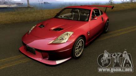 Nissan 350Z Ikeda Ryuji para GTA San Andreas