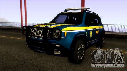 Jeep Renegade of PRF para GTA San Andreas