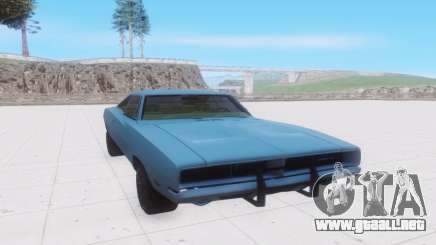 1969 Dodge Charger RT para GTA San Andreas