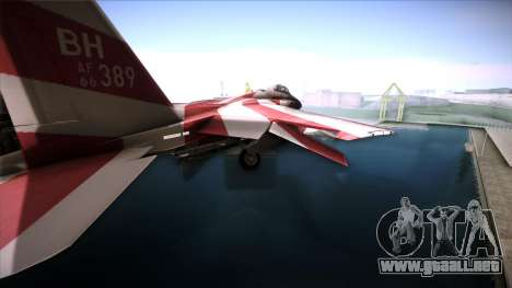 F-15C Patriot para GTA San Andreas