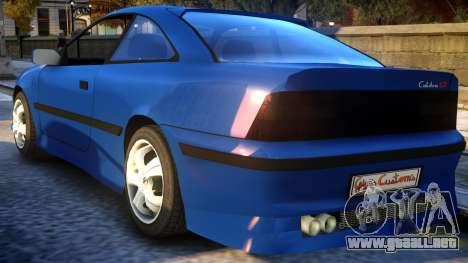 Opel Calibra GT para GTA 4