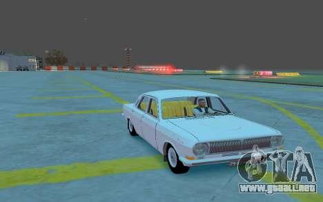 GAZ 2401 para GTA 4 visión correcta