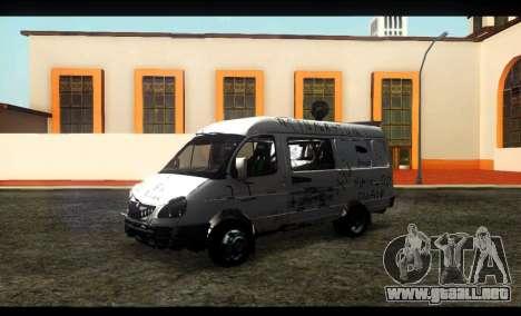 GAS 22172 Sable BC para GTA San Andreas