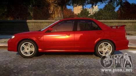 Mazda MazdaSpeed Familia para GTA 4