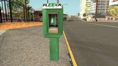 Fleeca Bank Terminal para GTA San Andreas
