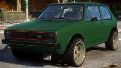 Golf GTI para GTA 4