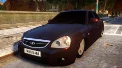 VAZ 2170 Marixuana para GTA 4