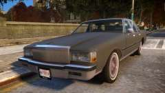 1985 Chevrolet Caprice Classic para GTA 4