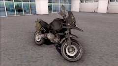 Motocicleta de juego PUBG para GTA San Andreas