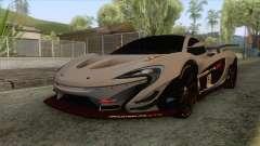 McLaren P1 GTR para GTA San Andreas