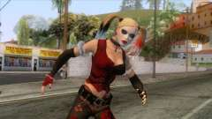 Batman Arkham City - Harley Quinn Skin para GTA San Andreas