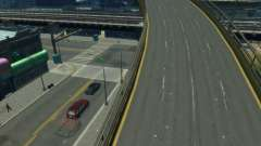 La calidad de las carreteras por toshkaiz para GTA 4