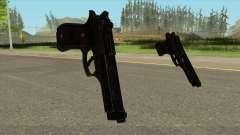 PUBG Beretta M9 para GTA San Andreas