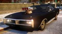 Dukes to Dodge Charger RT para GTA 4