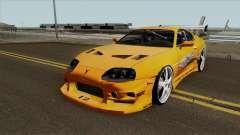 Toyota Supra JDM para GTA San Andreas