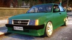 Opel Kadett D GTE para GTA 4