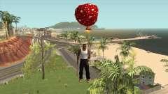 Bolsa De Santa Claus para GTA San Andreas