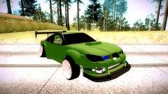 Nissan 240SX Subaru WRX para GTA San Andreas